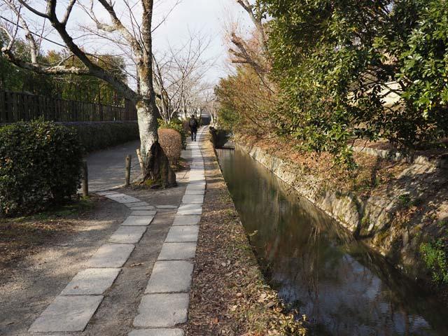 京都、哲学の道