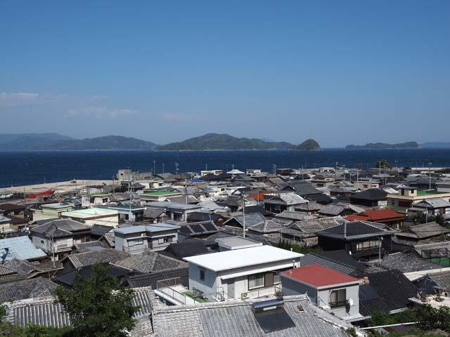 祝島の景色